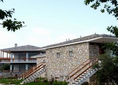 Xenia Ouranoupolis - Ouranoupoli - Rakennus