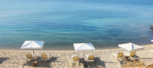 Agionissi Resort - Ammouliani - Beach