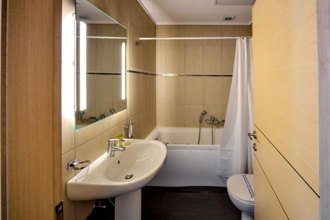 阿斯托利亞酒店 - 塞薩羅尼奇 - 塞薩洛尼基 - 浴室