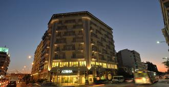 Astoria Hotel - Thessaloniki - Building