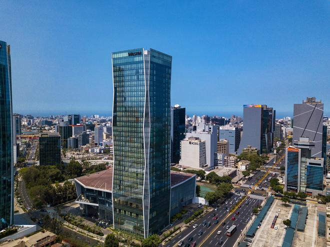The Westin Lima Hotel & Convention Center - Λίμα - Κτίριο