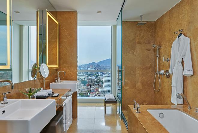 The Westin Lima Hotel & Convention Center - Lima - Kylpyhuone