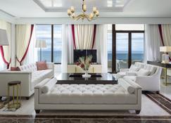Pomegranate Wellness Spa Hotel - Nea Poteidaia - Living room
