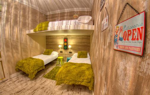 Casa Kessler Barcelona - Барселона - Спальня