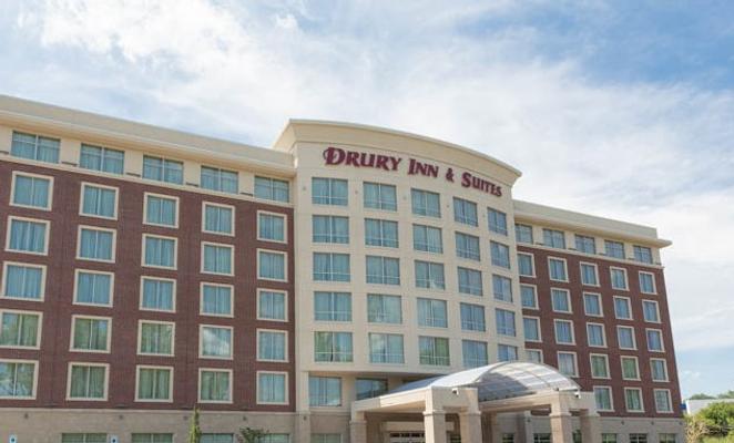 Drury Inn & Suites Charlotte Arrowood - Charlotte - Edificio