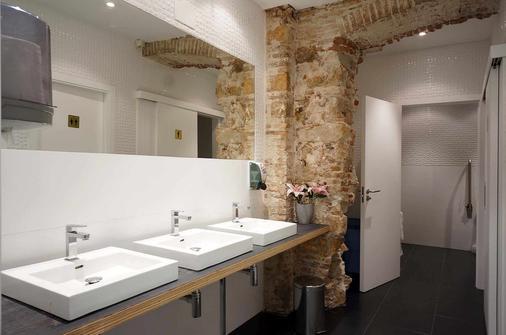 Petit Palace Boquería Garden - Barcelona - Bathroom
