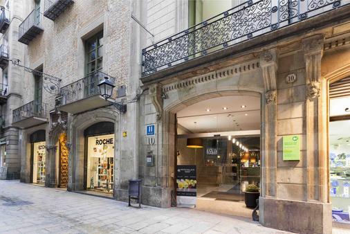 Petit Palace Boquería Garden - Barcelona - Rakennus