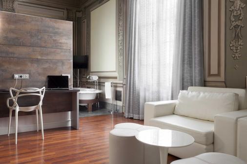 Petit Palace Boquería Garden - Barcelona - Living room