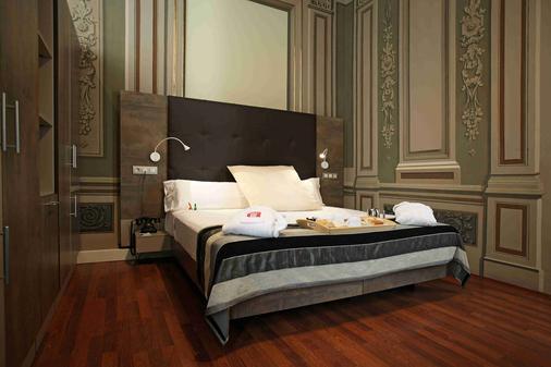 歌劇花園佩特宮酒店 - 巴塞隆拿 - 巴塞隆納 - 臥室