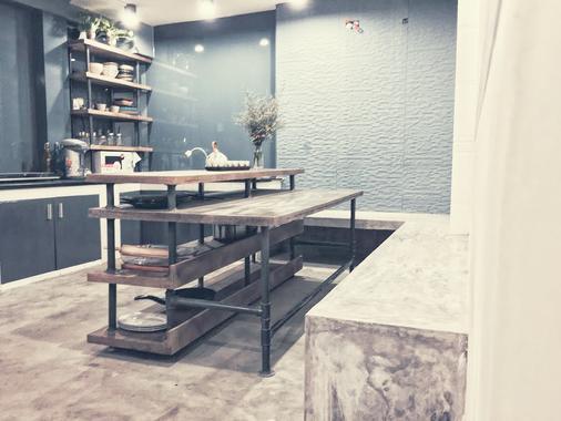 Masion Hostel - Ho Chi Minh City - Kitchen