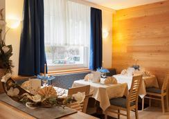 Hotel Baranci - San Candido - Ravintola