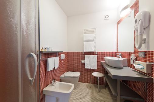 Hotel Baranci - San Candido - Bathroom