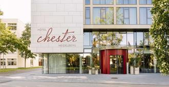 Hotel Chester Heidelberg - Heidelberg - Edificio