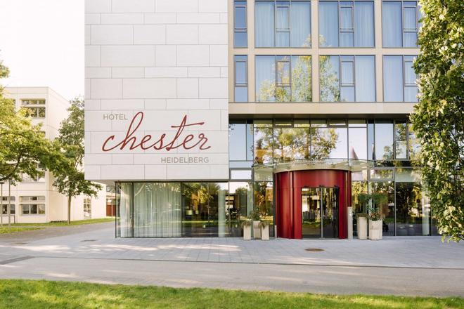 Hotel Chester Heidelberg - Heidelberg - Building