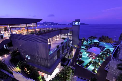 卡利馬渡假村及水療中心 - 芭東海灘 - 建築