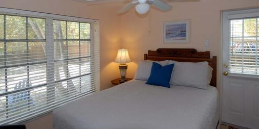 Seahorse Cottages On Sanibel - Adults Only - Sanibel - Bedroom
