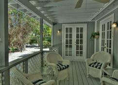 Seahorse Cottages On Sanibel - Adults Only - Sanibel - Patio