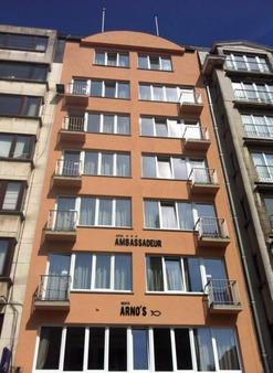 Hotel Ambassadeur - Ostende - Edificio