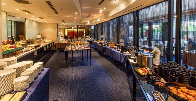 大阪Cross飯店 - 大阪 - 自助餐