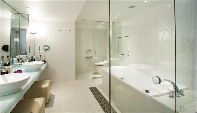 大阪Cross飯店 - 大阪 - 浴室