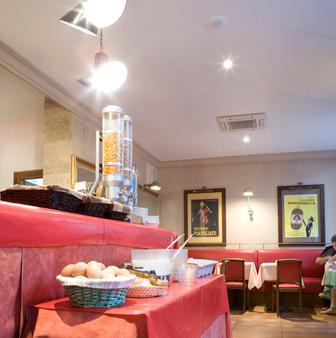 馬特爾酒店 - 巴黎 - 巴黎 - 飲食