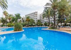 Eix Lagotel - Khu nghỉ mát Can Picafort - Bể bơi