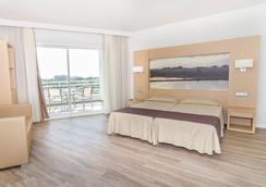 Eix Lagotel - Khu nghỉ mát Can Picafort - Phòng ngủ