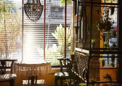 Old Capital Bike Inn - Bangkok - Recepción