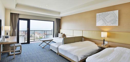 i+Land nagasaki - Nagasaki - Schlafzimmer
