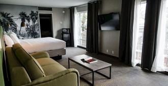 Vagabond Inn Palm Springs - פאלם ספירנגס - נוחות החדר