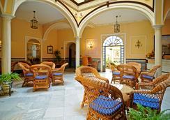 Hotel Don Pedro - Seville - Hàng hiên
