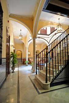 Hotel Don Pedro - Seville - Cầu thang