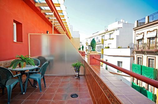 Hotel Don Pedro - Seville - Ban công