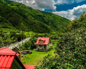 Pacheco Farmhouse - Intag Valley - Peñaherrera - Bedroom