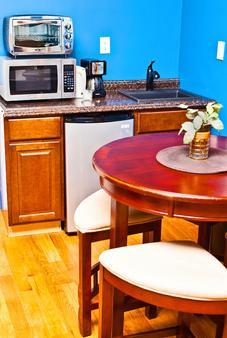 哈萊姆客人之家公寓 - 紐約 - 廚房