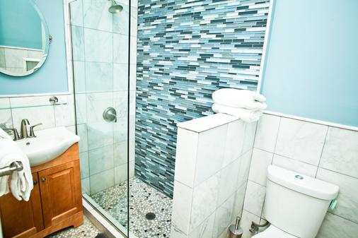 哈萊姆客人之家公寓 - 紐約 - 浴室