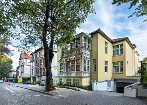 Hotel Impresja - Gdansk - Building