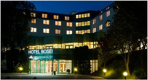 Austria Trend Hotel Bosei - Wien - Rakennus