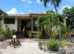 Castaway Resort - Rarotonga - Bygning