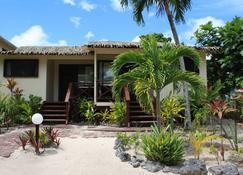 Castaway Resort - Rarotonga - Edificio