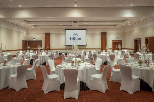 Hilton Reading - Reading - Banquet hall