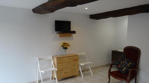 La Petite Houssaye - Villiers-Fossard - Living room