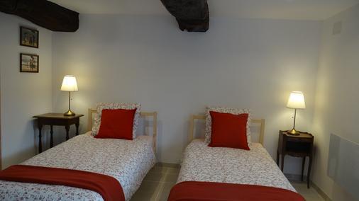 La Petite Houssaye - Villiers-Fossard - Bedroom