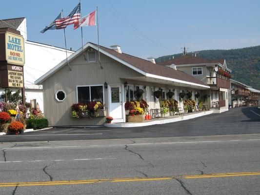 The Lake Motel - Lake George - Building