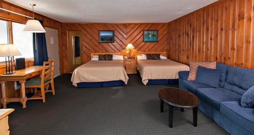 The Lake Motel - Lake George - Bedroom