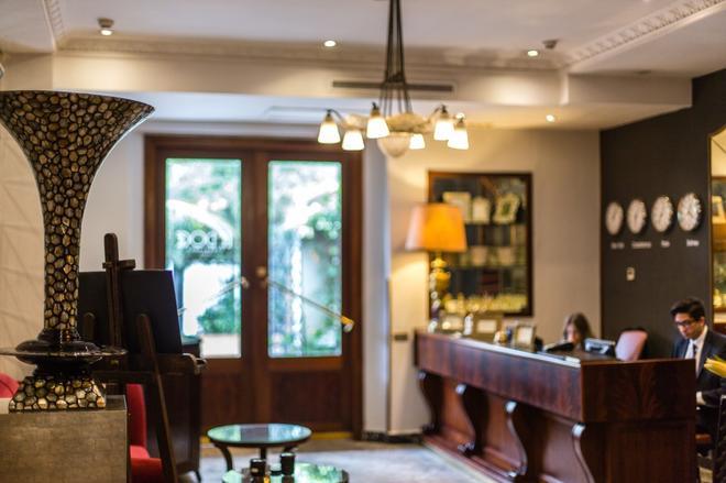 Hôtel & Spa Le Doge - Καζαμπλάνκα - Ρεσεψιόν