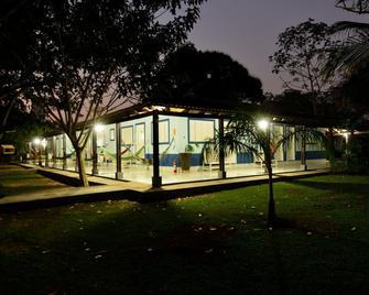 Pousada Rio Claro - Poconé - Building