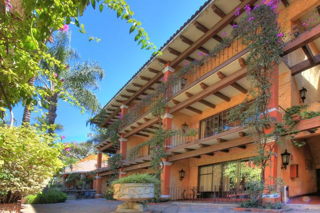 Hosteria Las Quintas Hotel & Spa - Cuernavaca - Building