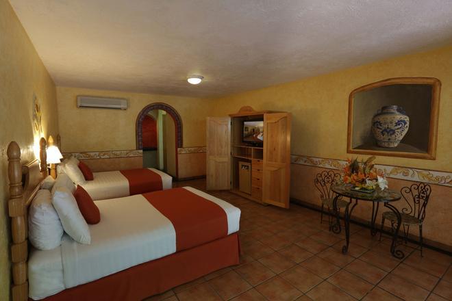 Hosteria Las Quintas Hotel & Spa - Cuernavaca - Bedroom