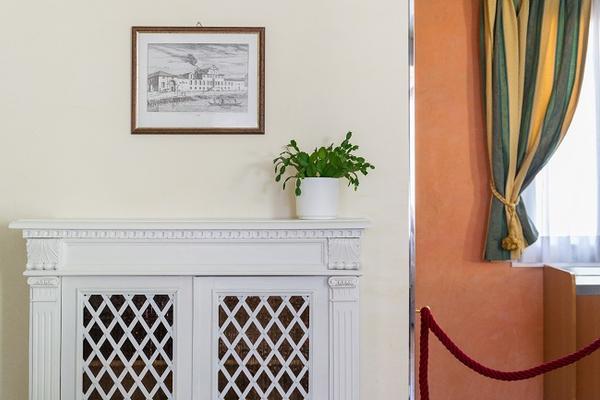 Hotel Ca' Tron - Dolo - Pasillo
